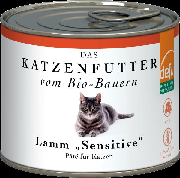 """Lammaspatee """"sensitive"""""""