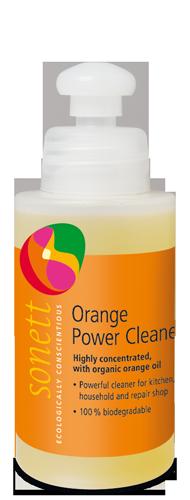 Sonett Orange Power Cleaner 120ml En